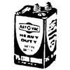 HEAVY DUTY 6 VOLT BATTERY(10303)
