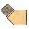 BRASS 45 DEGREE PIPE STREET ELBOW 1/8(11637)