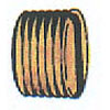BRASS PIPE SLOTTED PLUG