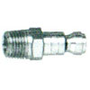 MALE AIR COUPLER NIPPLE 1/4 SERIES(13385)