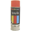 SPRAY-GLO AEROSOL PAINT FLUORESCENT ORANGE(14836)