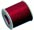 100 FT ROLL HYPALON WIRE 18 GA RED(22560)