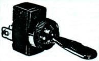 HEAVY DUTY TOGGLE SWITCH 2 POSITION(26004)