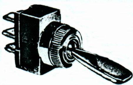 HEAVY DUTY SWITCHES