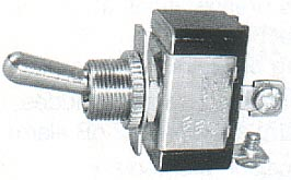 HEAVY DUTY TOGGLE SWITCH 2 POSITION(26027)