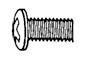 PHILLIPS PAN HEAD MACHINE SCREWS 4-40 X 1/4(26890)