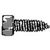 HEX HEAD BODY BOLT 5/16-18 X 7/8(4838)