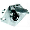 TRAILER SOCKET 4 WIRE